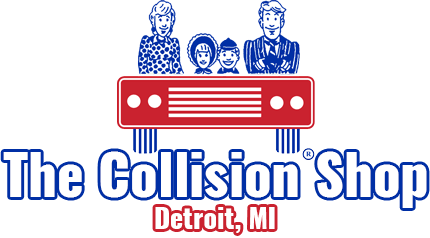 The Collision Shop Detroit - logo